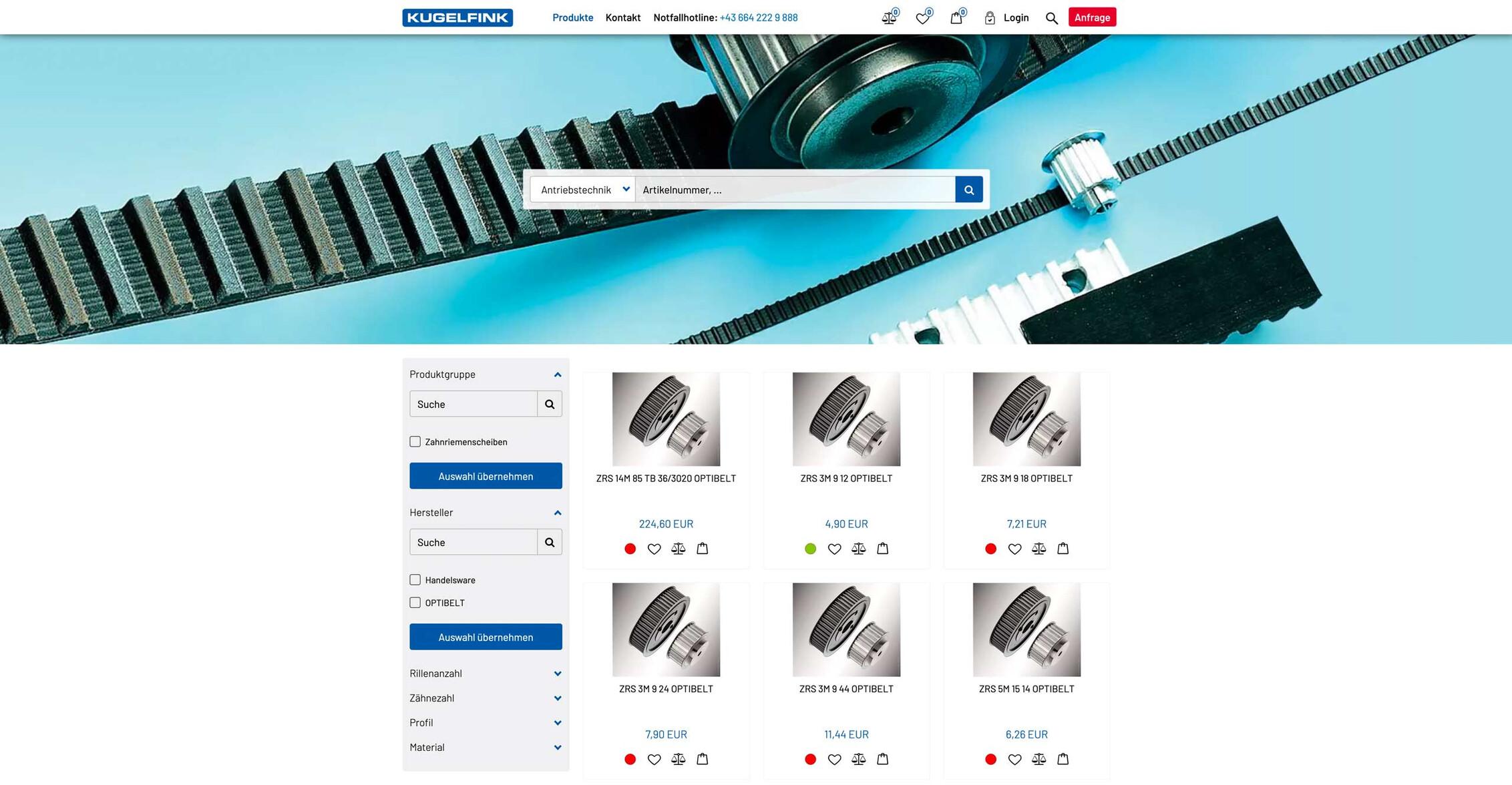 onlineshop b2b und b2c: eboxx® enterprise